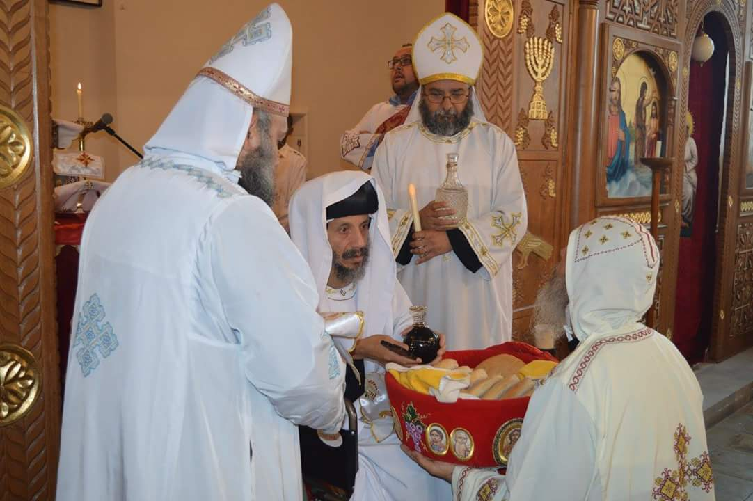 HG Bishop Antony with the Priests Bristol 2016