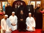 His Grace Bishop Sourial visit to the Diocese of Ireland, Scotland, North East England and Its Affiliated Regions.