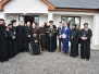 HH Pope Tawadros II the visit to St George Abbey for Nuns in the Republic of Ireland, May 2017