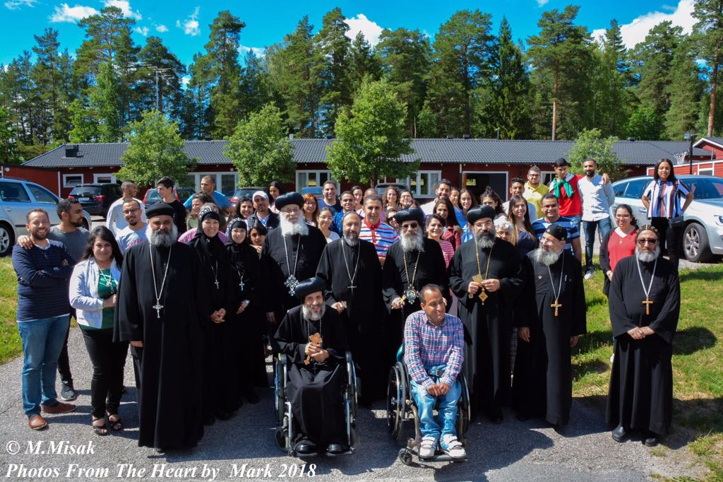 The youth conference in Sweden 01