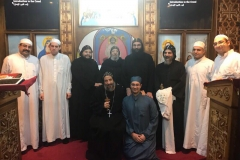 Bishop Antony ordained Mr. Kyrillos Gaber