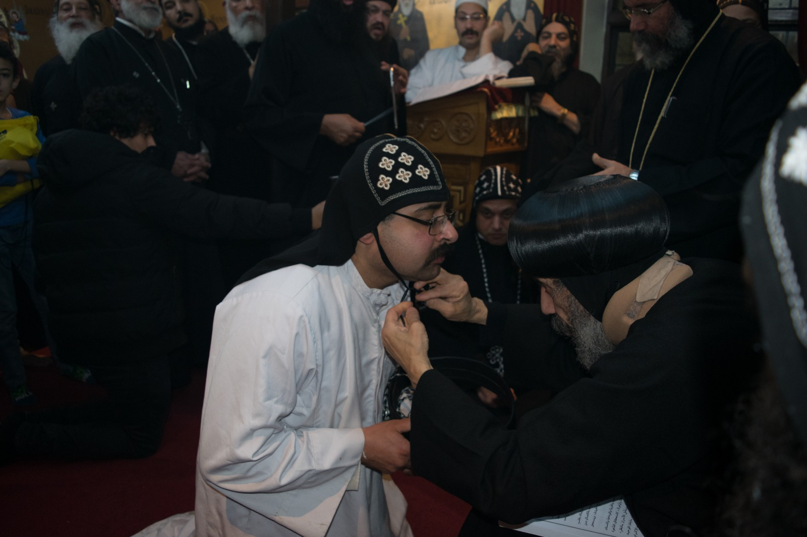 The-ordination-of-two-monks-at-St-Athanasius-Monastery04