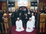 The ordination of two monks at St Athanasius Monastery in Scarborough