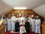 On Saturday 9th June 2018, His Grace Bishop Antony blessed St. George's Convent in Ireland, with his presence and prayed the Divine Liturgy celebrating the official recognition of the convent as the first Coptic Orthodox Convent in Europe.