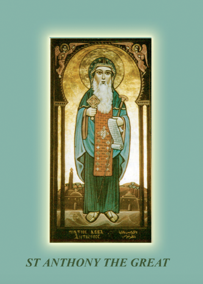 Life Of St Antony By St Athanasius